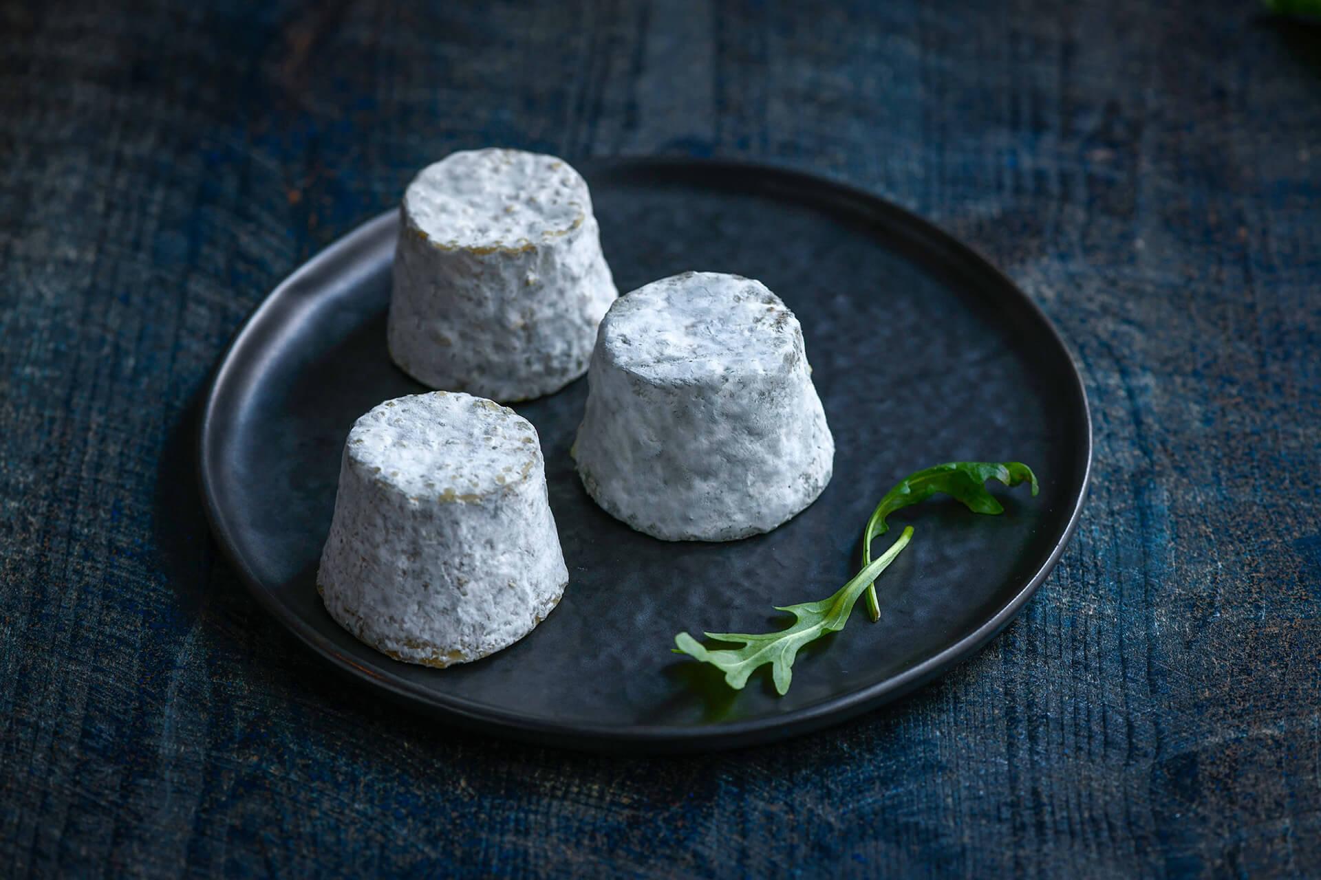 Grande image de fond pour la note & goût du fromage Mâconnais AOP