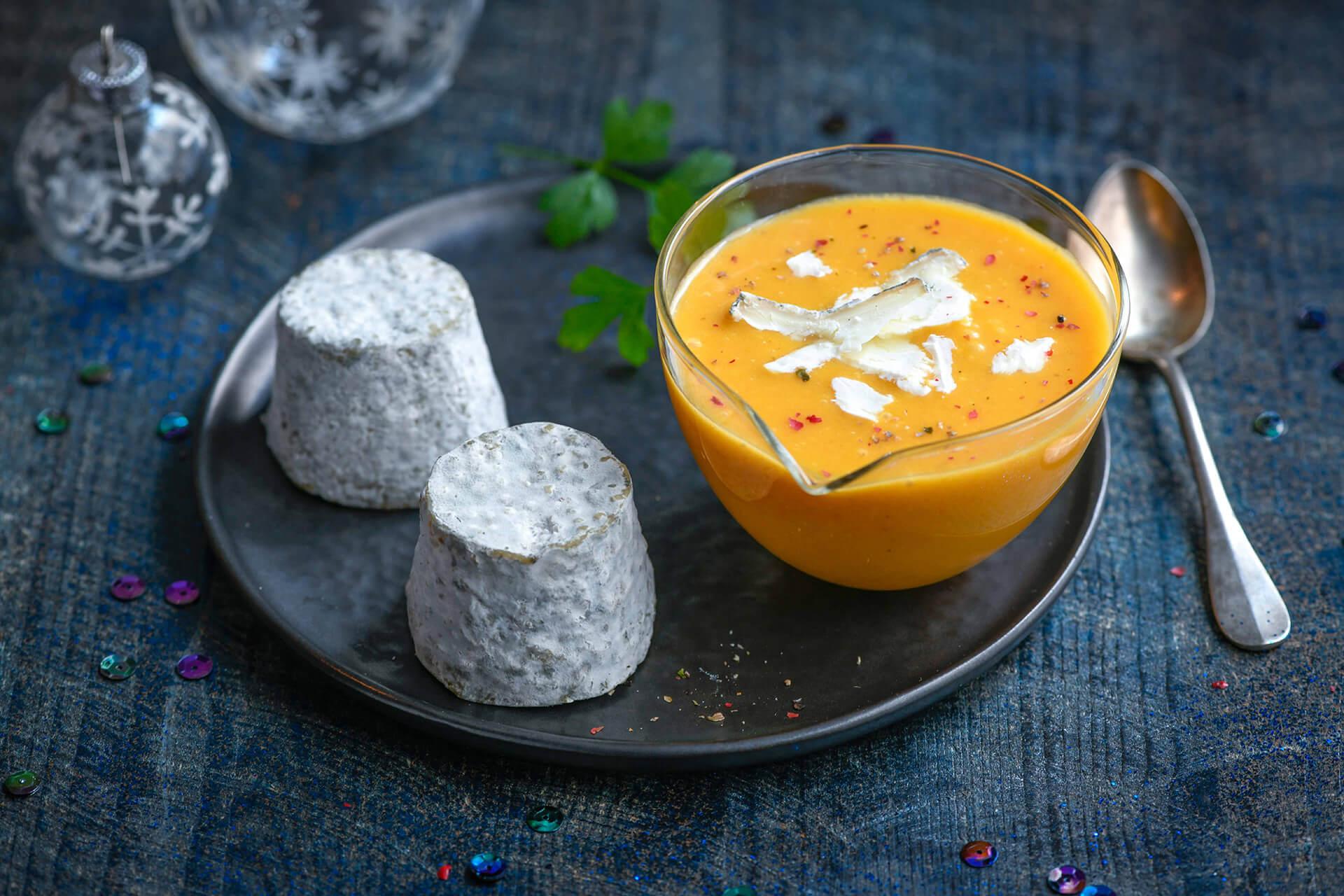 Photo mise en avant du fromage  Mâconnais AOP