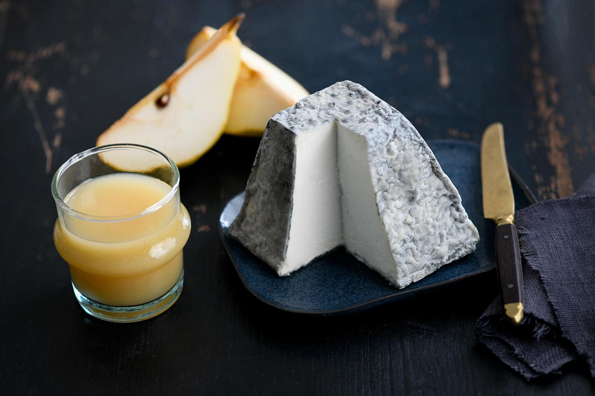 Image de la newsletter du fromage Valençay AOP